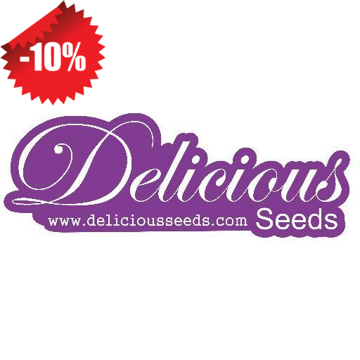 Delicious Seeds Cotton Candy 10 ks